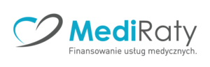 mediraty finansowanie logo h 300x96 Cennik