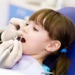 Stomatologiczne leczenie dzieci