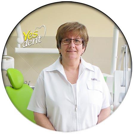 Asystentka stomatologiczna Jadwiga Lib Yes Dent